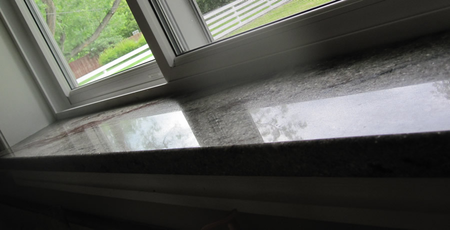 Fensterbänke - Dekorative Fensterbänke
