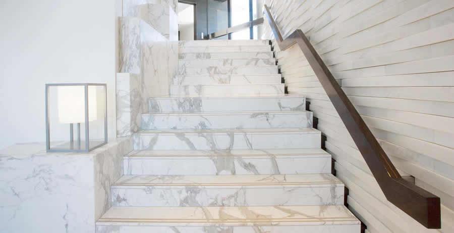 Marmor Treppen marmor treppen ästhetische marmor treppen