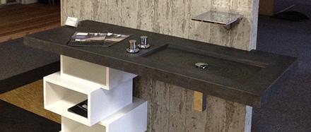 Schiefer Waschtische - Schiefer Waschtische sind überall einsetzbar | {Waschtischplatte stein 37}