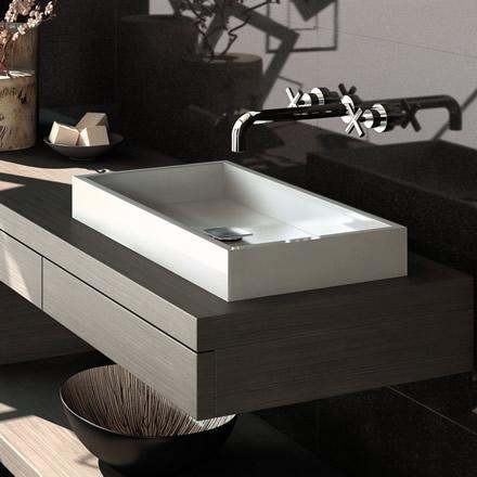 individuelle waschtische eckventil waschmaschine. Black Bedroom Furniture Sets. Home Design Ideas